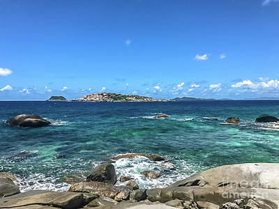 Photograph - Tranquil Seas Of Virgin Gorda by Colleen Kammerer