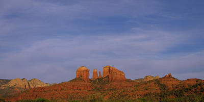 Photograph - Tranquil Sedona by Brendon Bradley