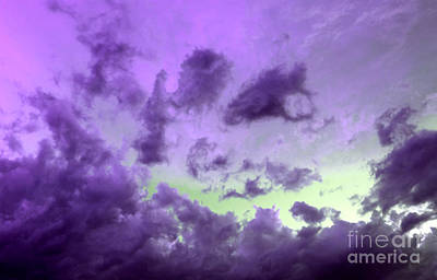 Photograph - Tranquil Storm by Krissy Katsimbras