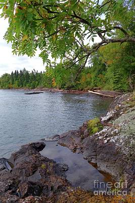 Photograph - Tranquil Superior  by Sandra Updyke