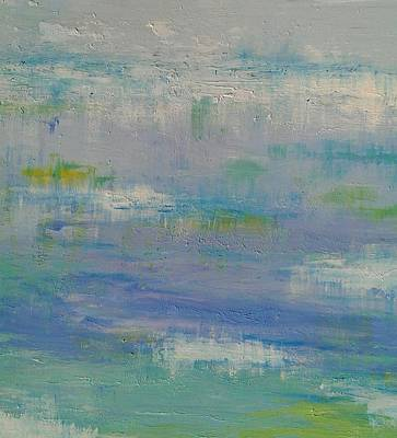Painting - Tranquil Waters by Judi Goodwin