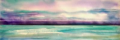 Painting - Tranquility 2 by Katerina Kovatcheva