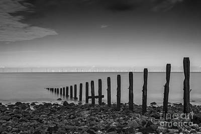 North Wales Digital Art - Tranquility  by Chris Evans