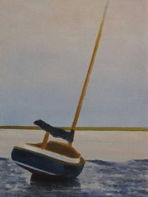 Painting - Tranquility II by David Rodman Johnson
