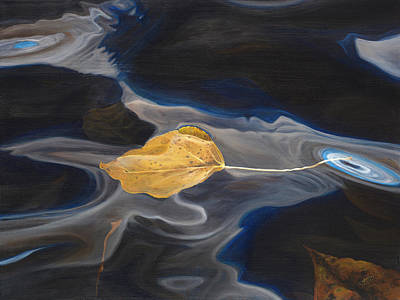Painting - Tranquility by Jessica Tookey
