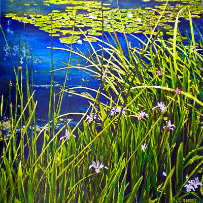 Tranquility Art Print by Michael Durst