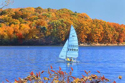 Tranquility Sailing Original