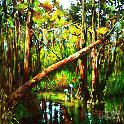 Painting - Tranquillity by Dianne Parks