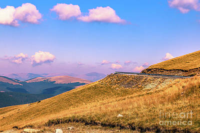 Photograph - Transalpina Road by Claudia M Photography