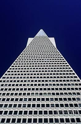 Photograph - Transamercia Pyramid by Jim Corwin
