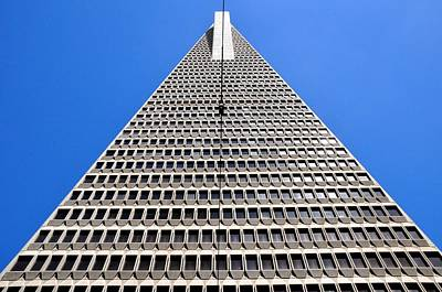 Photograph - Transamerica Building by Andrew Dinh