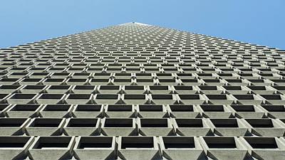 Enterprise Pyrography - Transamerica Pyramid by Dzmitry Kliapitsky
