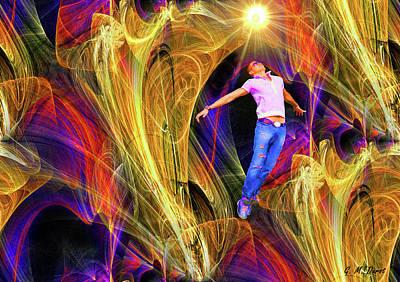 Transcendence Original by Michael Durst