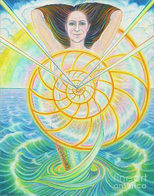 Transcendent Soul Art Print