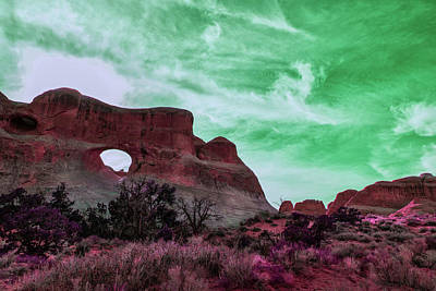 Photograph - Transcendent Territory by John M Bailey