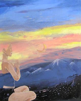 Transcendental Art Print by Penfield Hondros