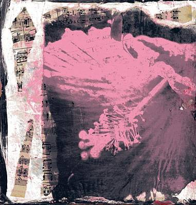 Painting - Transfer Art #10 by Stacey Brown