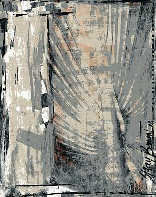 Painting - Transfer Art #11 by Stacey Brown