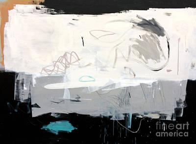Painting - Transfert by Diane Desrochers