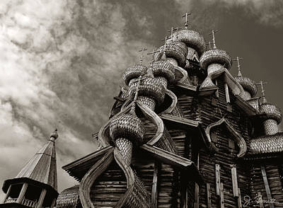 Photograph - Transfiguration Church by Joe Bonita