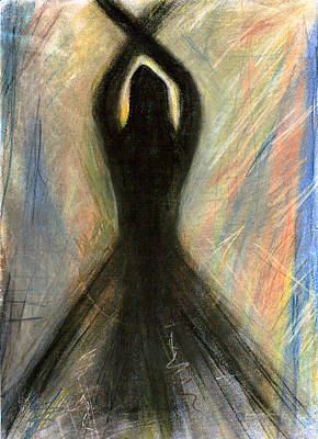 Pastel - Transfixed by Vicki Lynn Sodora