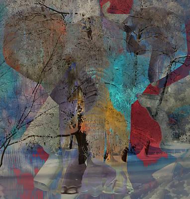 Mixed Media - Transform by Marvin Blaine