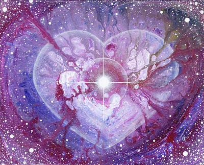 Transformation Of The Heart Original by Jana Parkes