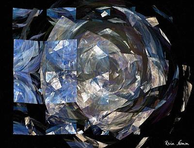 Digital Art - Transformation by Rein Nomm