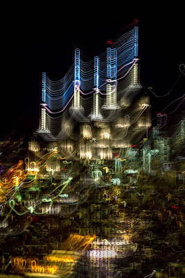 Abstract Skyline Royalty-Free and Rights-Managed Images - Transformer by Az Jackson