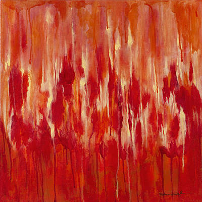 Painting - Transfusion by Robin  Winningham