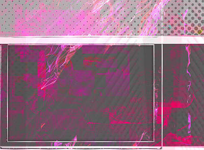 Digital Art - Transition by Art Di