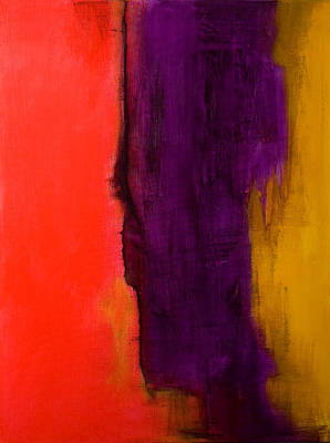 Painting - Transition by Laura Warburton