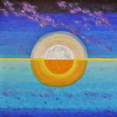 Painting - Transition by Margaret Bobb