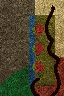 Earth Tones Mixed Media - Transitions by Gordon Beck