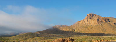 Photograph - Transmountain Road Panorama by SR Green