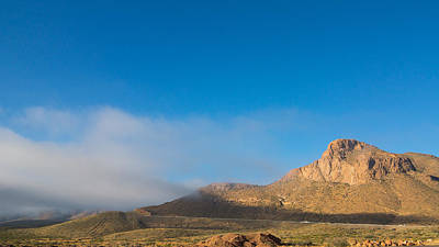 Photograph - Transmountain Road by SR Green