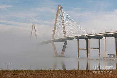 Photograph - Transportation Fog by Dale Powell