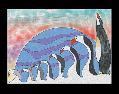 Transvolution Art Print