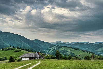 Photograph - Transylvania Inn - Romania by Stuart Litoff