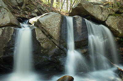 Photograph - Trap Falls Spring by Brian Hale