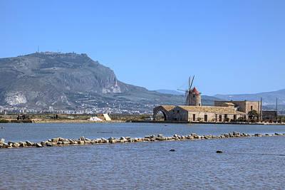 Erice Photograph - Trapani - Sicily by Joana Kruse