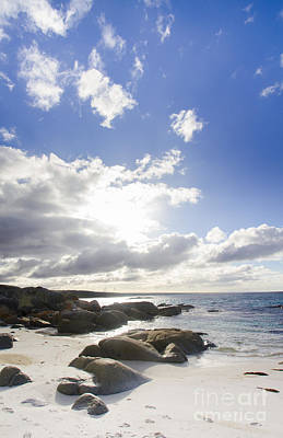 Photograph - Travel Australia Beach Scenes by Jorgo Photography - Wall Art Gallery