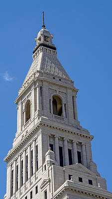 Photograph - Travelers Tower 28 by Phil Cardamone