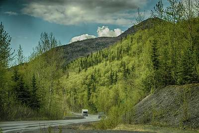 Photograph - Traveling Alaska   by Dyle Warren