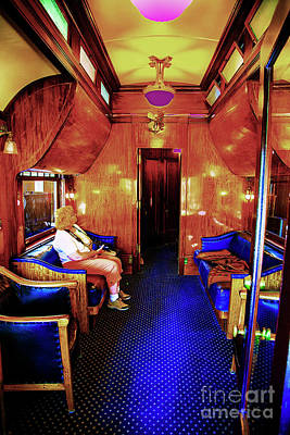 Photograph - Traveling First Class by Rick Bragan