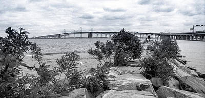 Photograph - Traversing The Chesapeake by T Brian Jones
