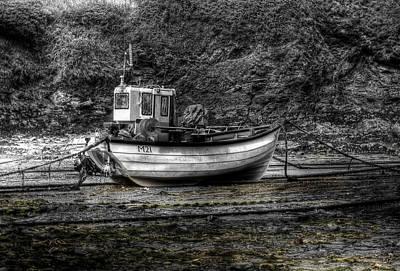 Photograph - Trawlers Rest by Stewart Scott