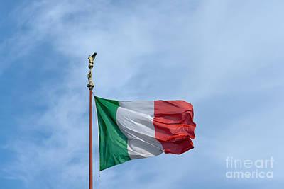 Photograph - Tre Colori by Fabrizio Ruggeri
