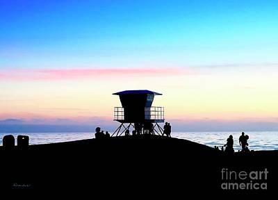 Photograph - Treasure Coast Florida Sunrise Seascape Paradise 447c by Ricardos Creations