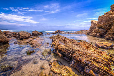 Pch Photograph - Treasure Cove by Spencer McDonald